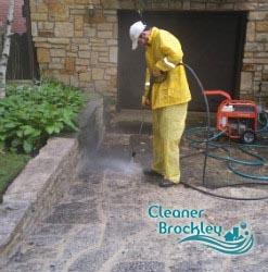 pressure cleaning brockley